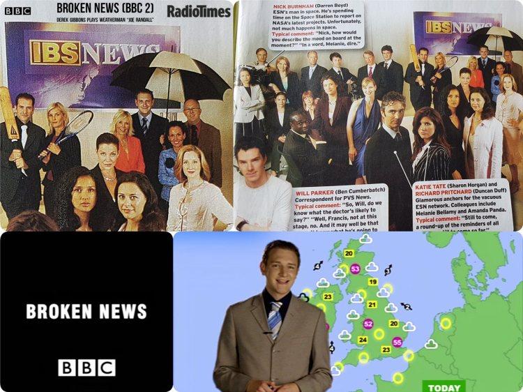 "BBC 2 ""Broken News"""